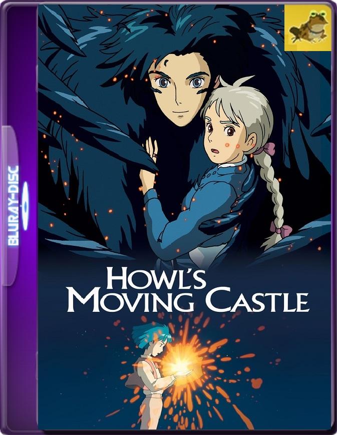 El Increíble Castillo Vagabundo (2004) Brrip 1080p (60 FPS) Latino / Japonés