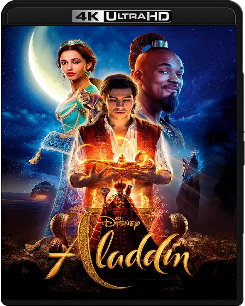 Aladyn / Aladdin (2019) MULTi.REMUX.2160p.UHD.Blu-ray.HDR.HEVC.ATMOS7.1-DENDA / DUBBING i NAPISY PL