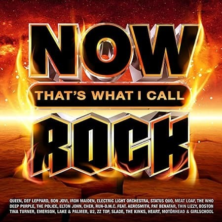 VA - NOW That's What I Call Rock (2021)