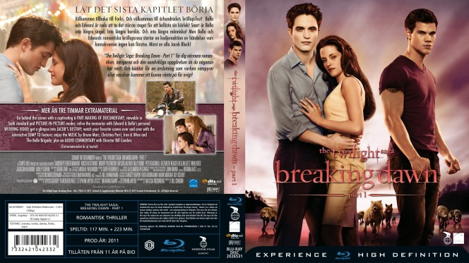 Crepusculo 4 Amanecer Parte 1 (2011) BRRip Full 1080p Audio Trial Latino-Castellano-Ingles