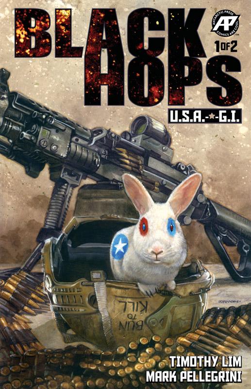 Black Hops U.S.A. G.I. #1-2 (2018) Compleet