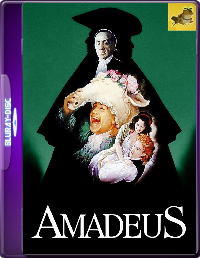 Amadeus (1984) Brrip 1080p (60 FPS) Latino / Inglés