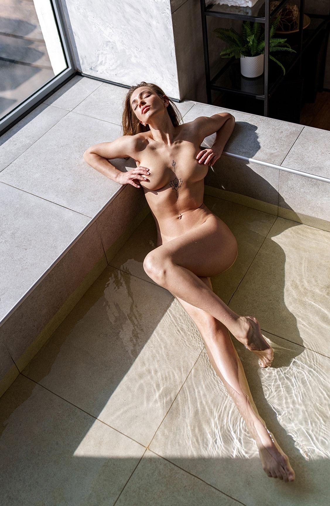 Окна в ванну Яны Палчевской / фото 07