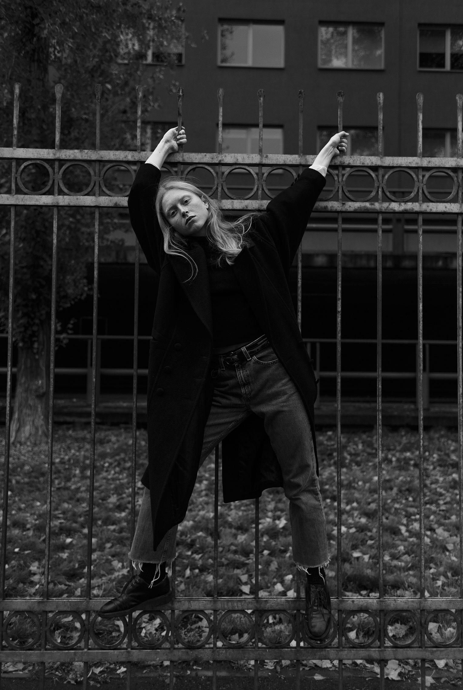 Руфь Фрай, фотограф Юлия Лузина / Rusya Arthaus by Julia Luzina