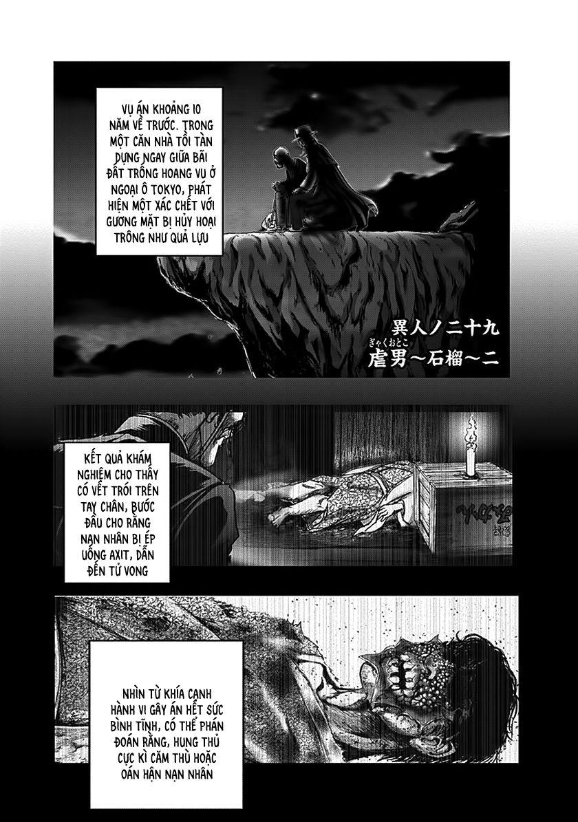 Dị Nhân Quán Chapter 66 - Trang 2