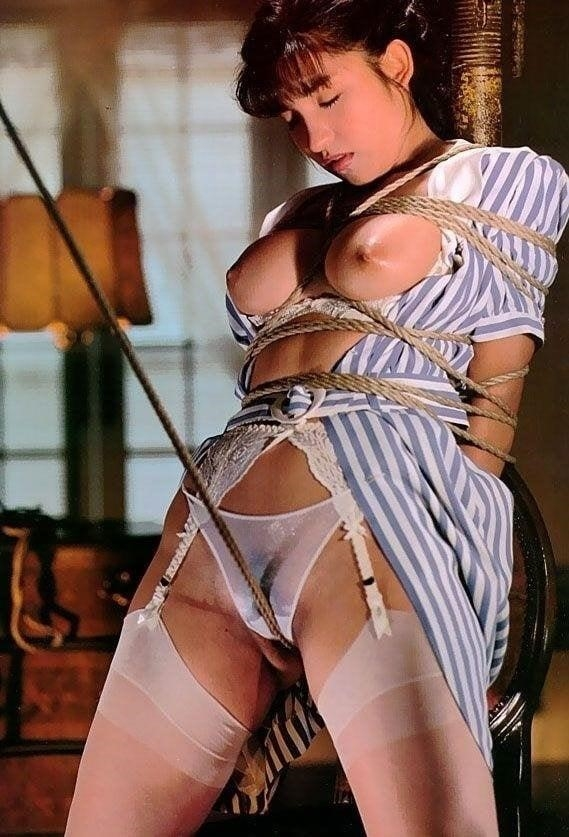 Rope bondage girl-1506
