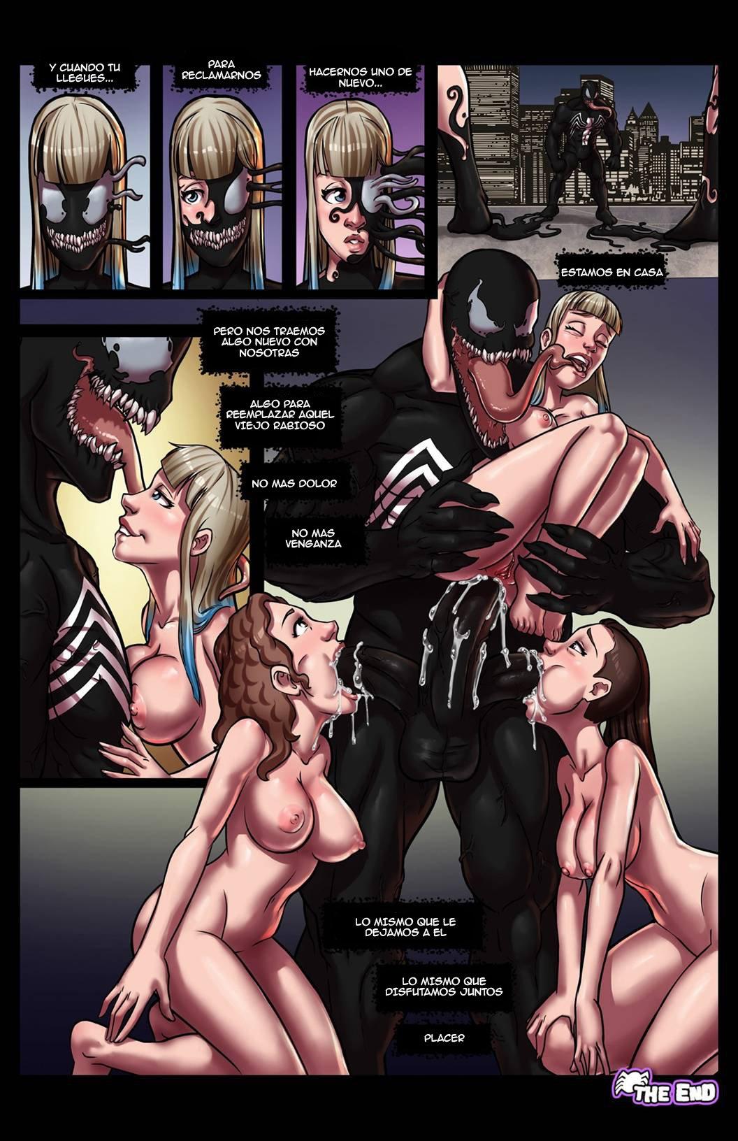 Porno venom Venom fucks