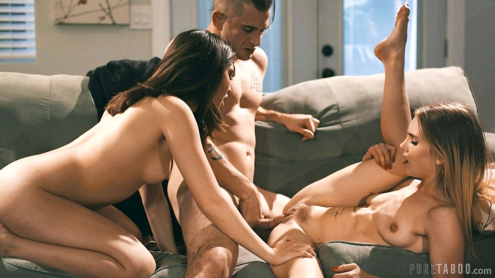 Jane Wilde, Natalie Knight, Nathan Bronson – Living Vicariously – Pure Taboo