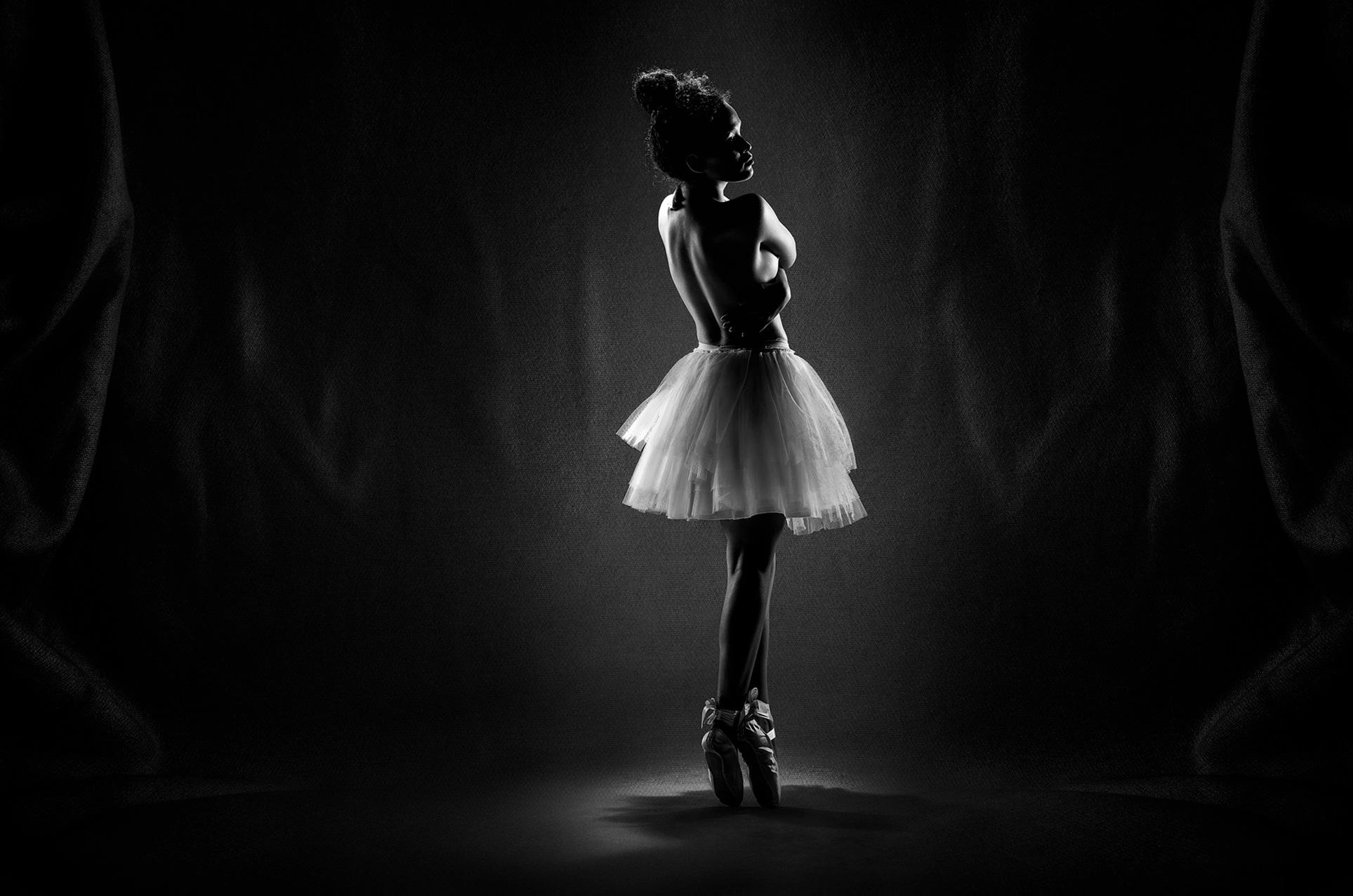 Jafra Araujo, Emanuelly Souza, Juliette Gouveia - La Ballerine by Jackson Carvalho