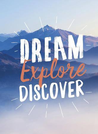 Dream  Explore  Discover    Inspiring Quotes to Spark Your Wanderlust