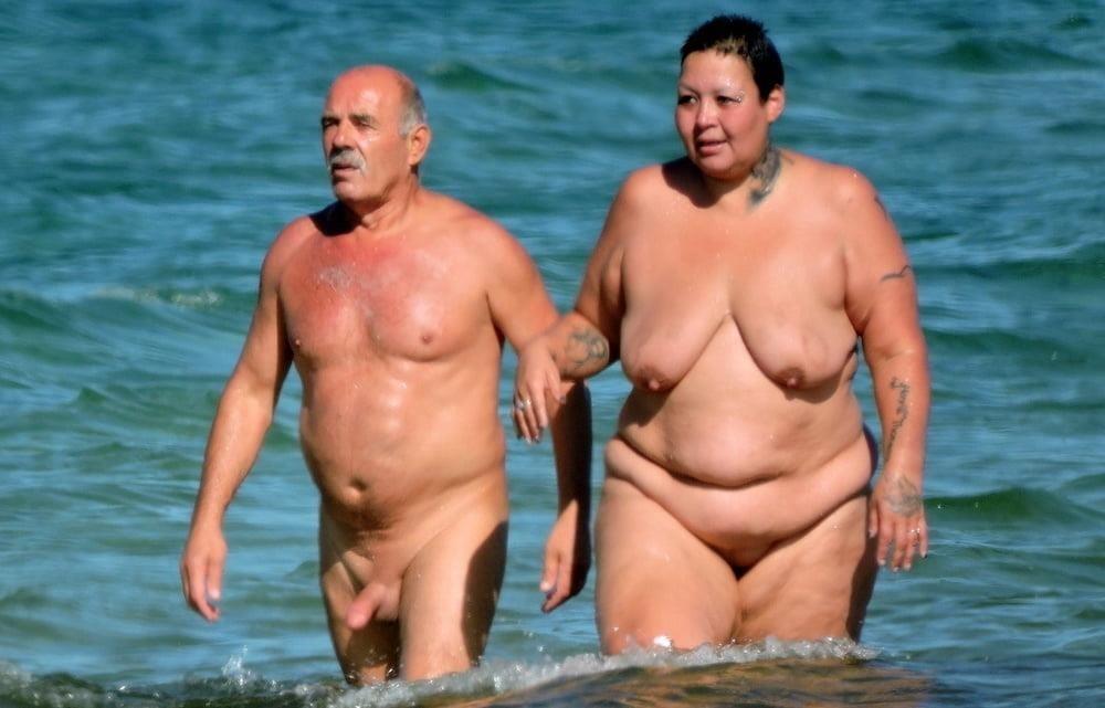 Mature nude beach pic-6596