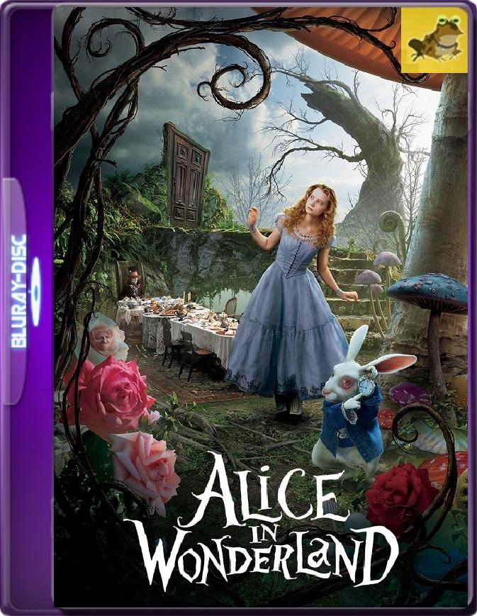 Alicia En El País De Las Maravillas (2010) Brrip 1080p (60 FPS) Latino / Inglés