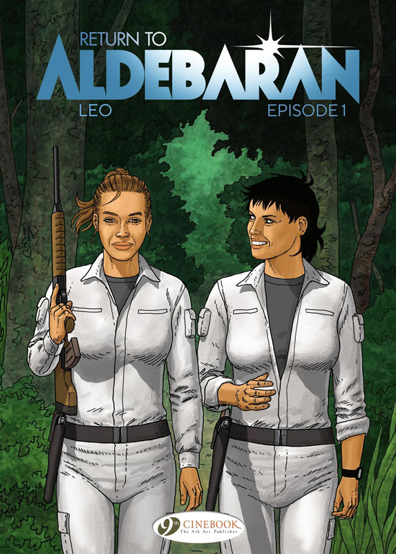 Return to Aldebaran, Episode 1-2 (2019-2020)