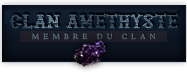Clan Améthyste