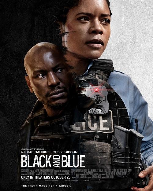 Policjanci i Rasizm / Black and Blue (2019) MULTi.720p.BluRay.x264.DTS.AC3-DENDA / LEKTOR i NAPISY PL