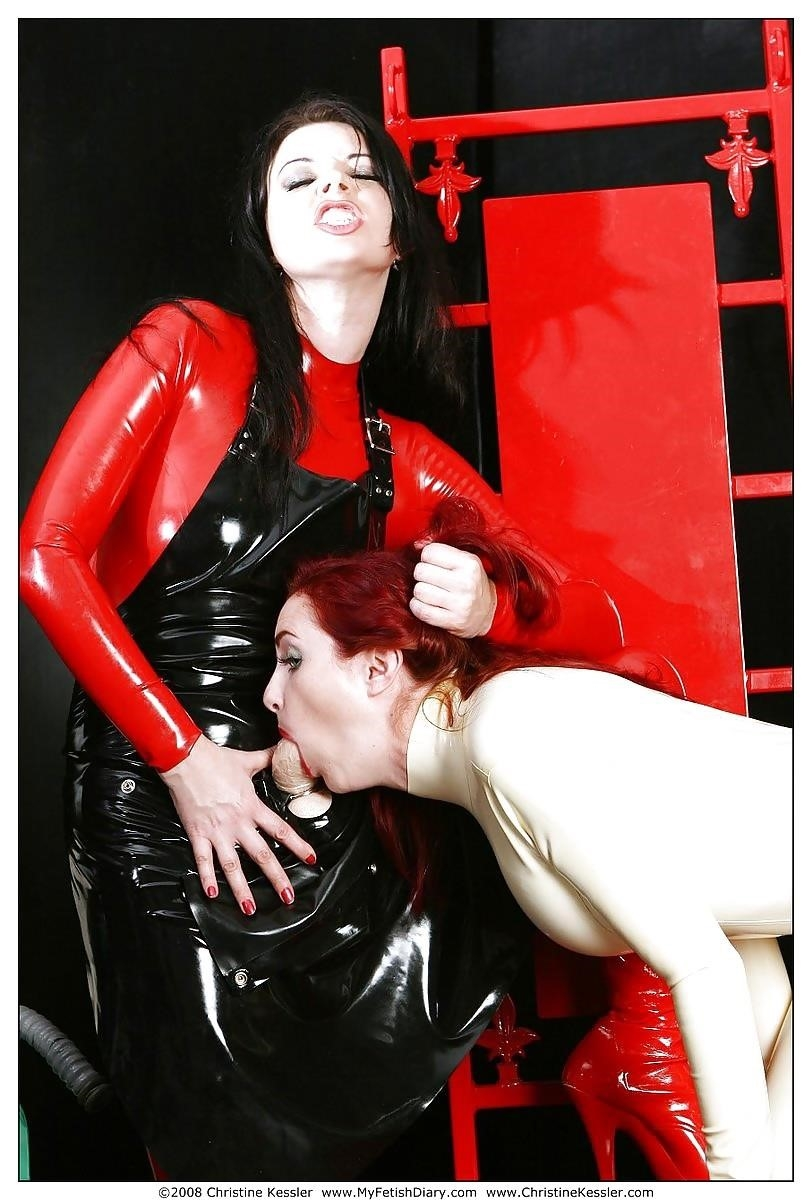 Lesbian medical bondage-1281