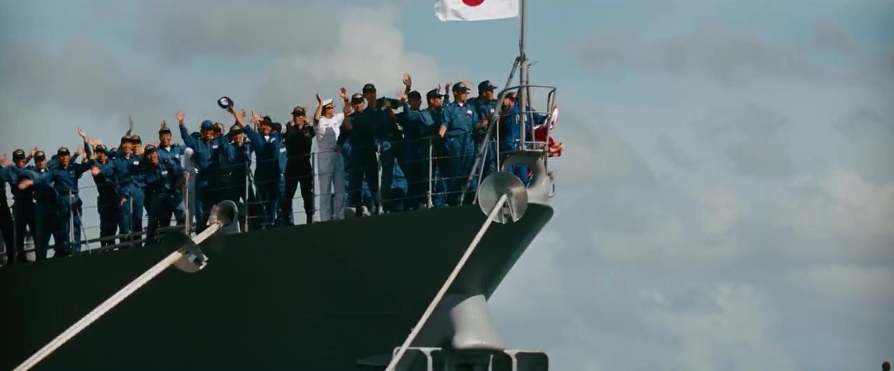 Battleship Batalla Naval 720p Lat-Cast-Ing 5.1 (2012)