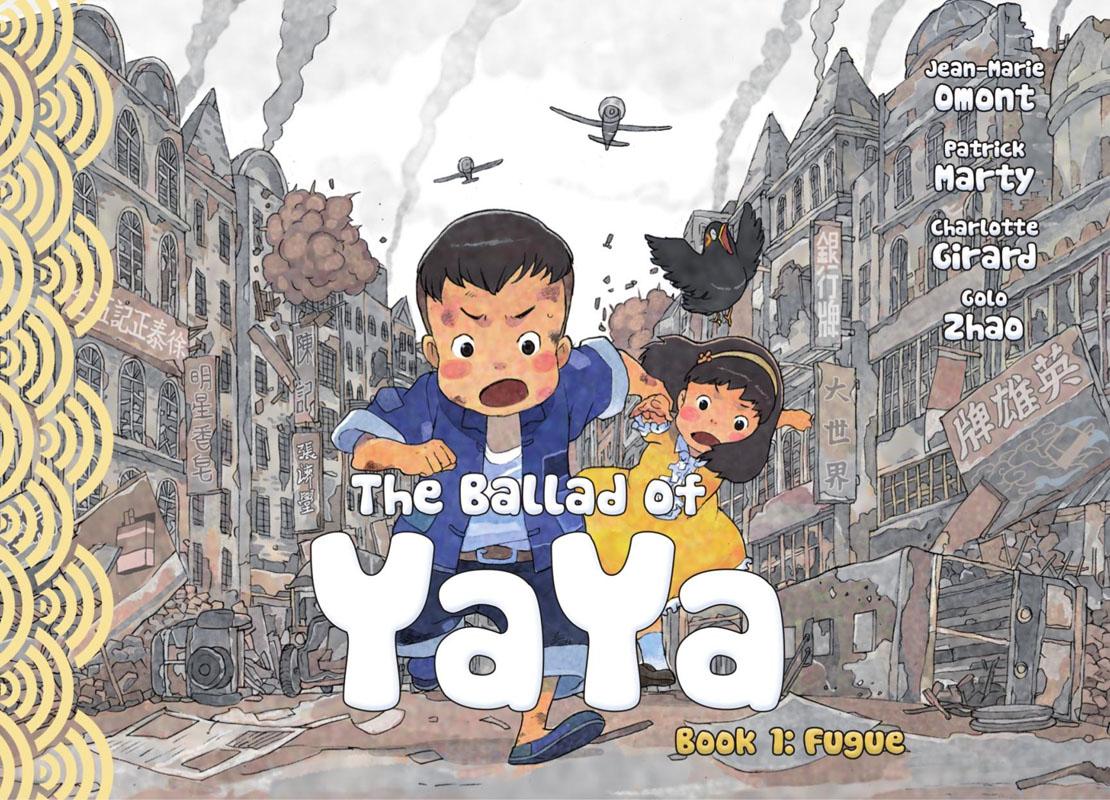 The Ballad of Yaya 01 - Fugue (2019)