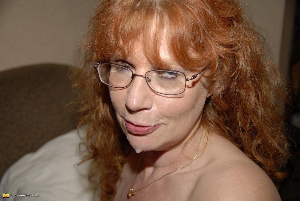 Granny blowjob pics-1359