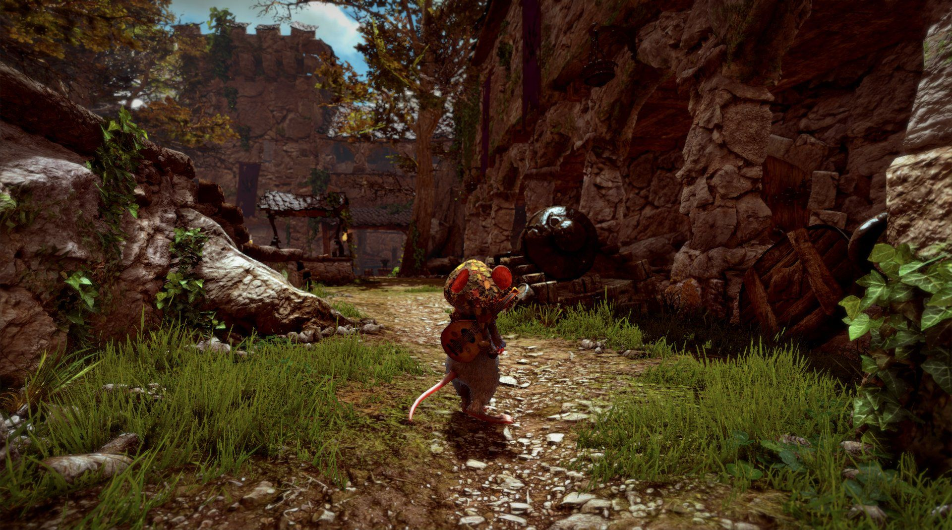 Ghost of a Tale Captura 2