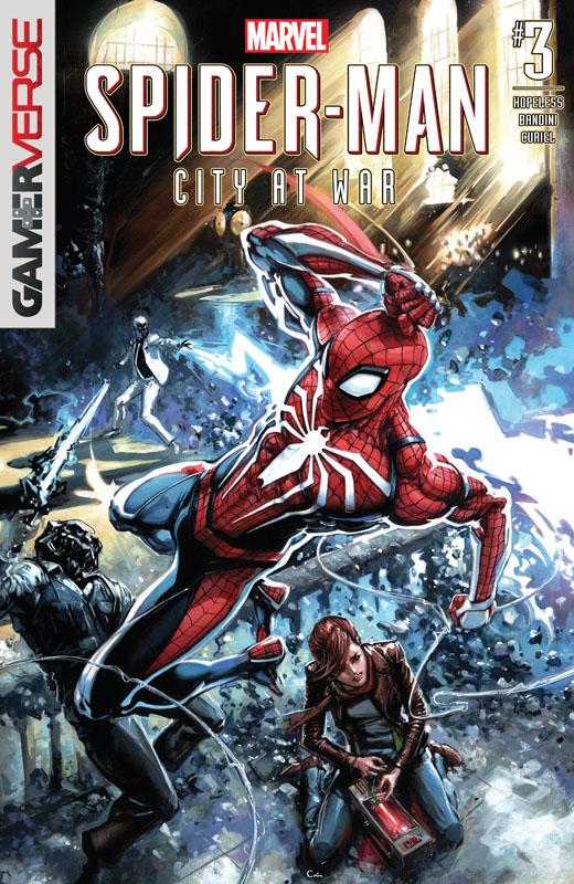 Marvel's Spider-Man - City at War #1-6 (2019) Complete