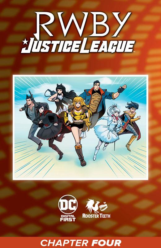 RWBY - Justice League #1-14 (2021)