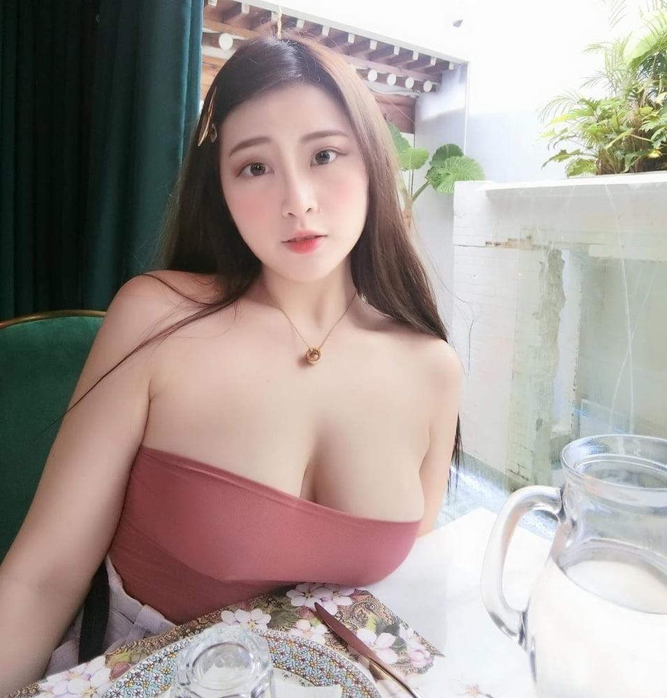 Chubby asian huge tits-6481