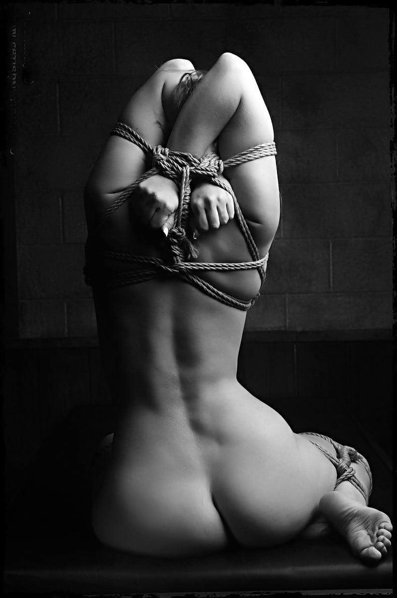 Japanese bondage rope-9115
