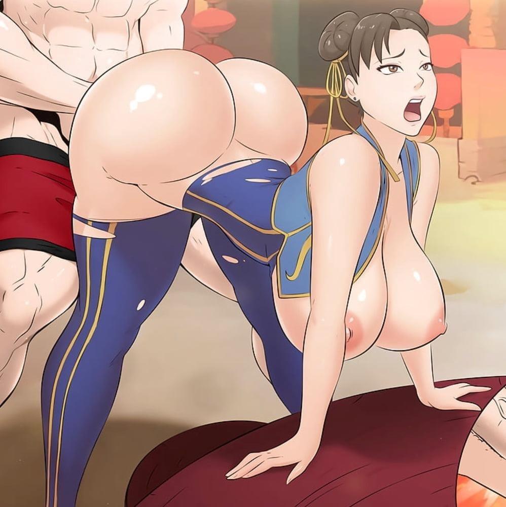 Big cartoon tits pics-6877