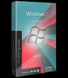 Swlbws5s_o - Windows 7 SP1 AIO Español [32 Bits] [USB 3.0] [UL-NF] - Descargas en general