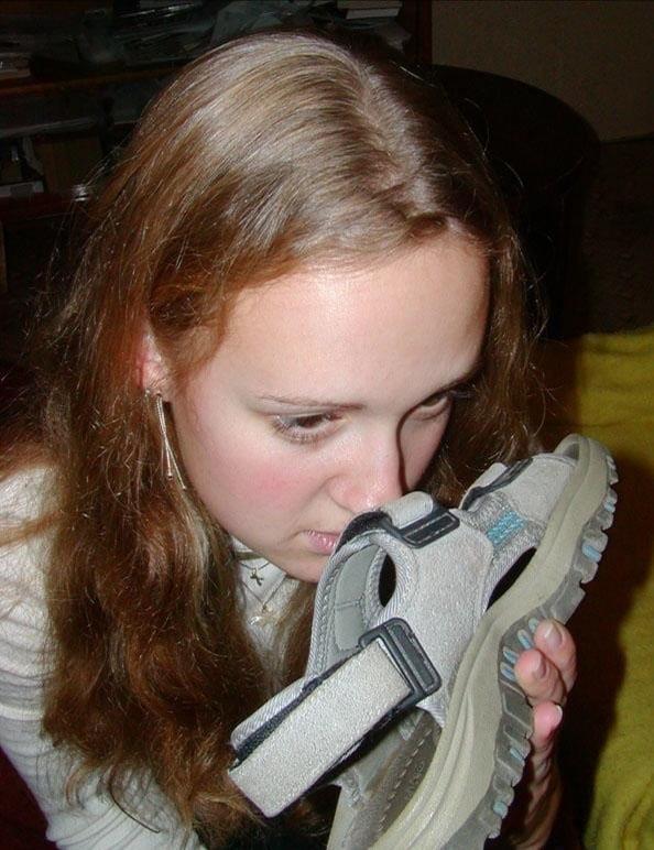 Shoe smell fetish-8683