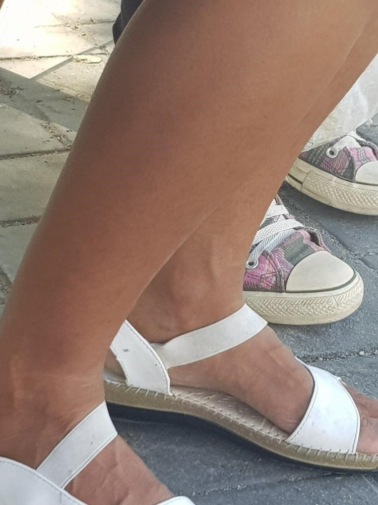 Black mom feet porn-2245