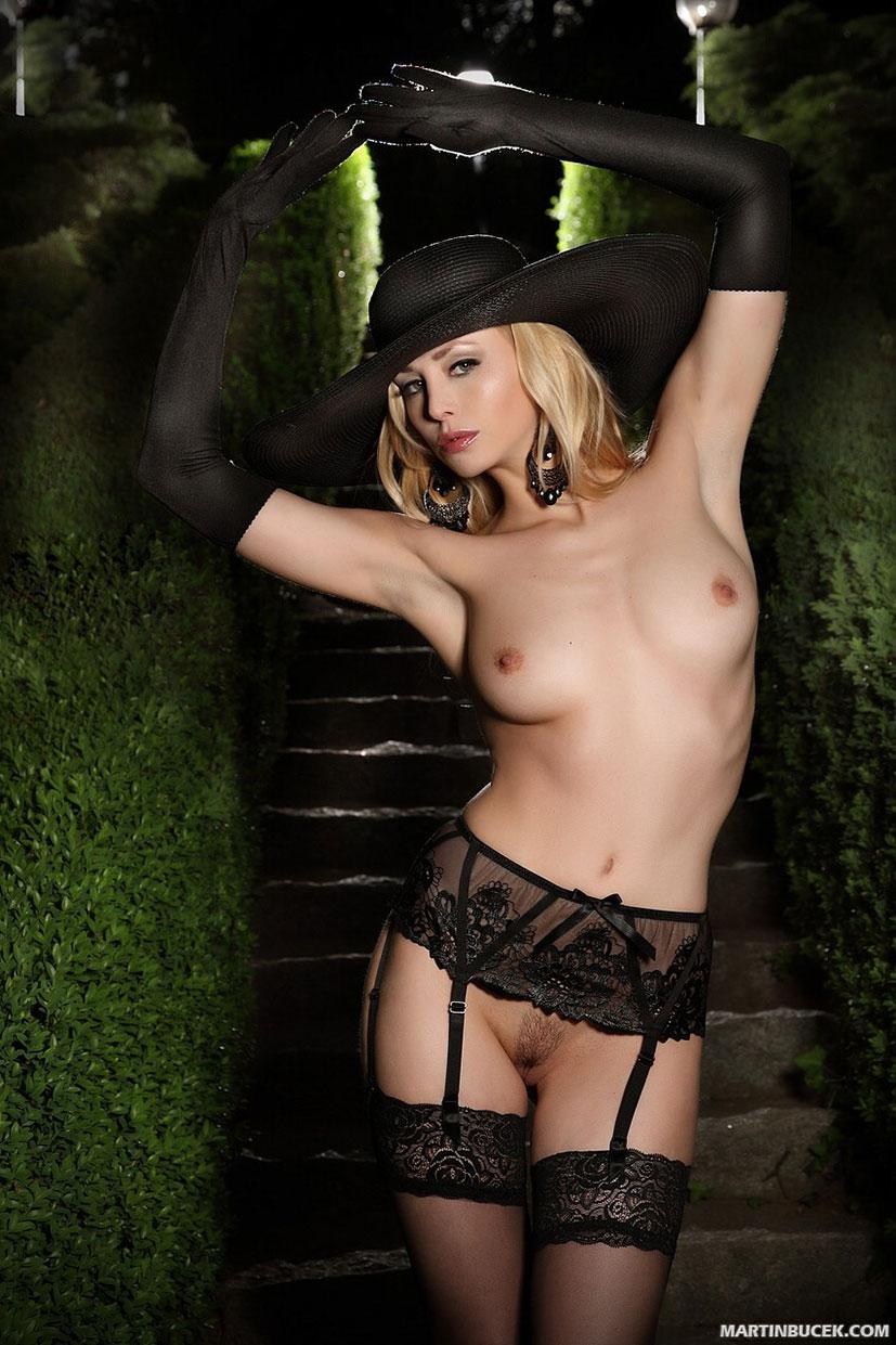 Dominika Jandlova by Martin Bucek / Playboy Czech july 2012