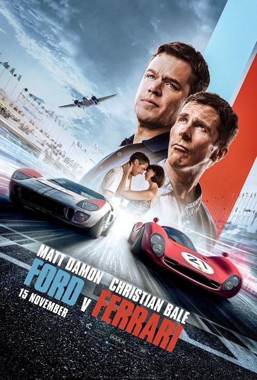 Le Mans '66 / Ford v Ferrari (2019) V2.MULTi.720p.BluRay.x264.DTS.AC3-DENDA / LEKTOR i NAPISY PL + m720p