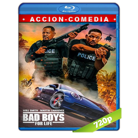 Bad Boys Para Siempre (2020) BRRip 720p Audio Trial Latino-Castellano-Ingles 5.1