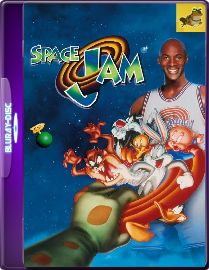 Space Jam (1996) Brrip 1080p (60 FPS) Latino / Inglés