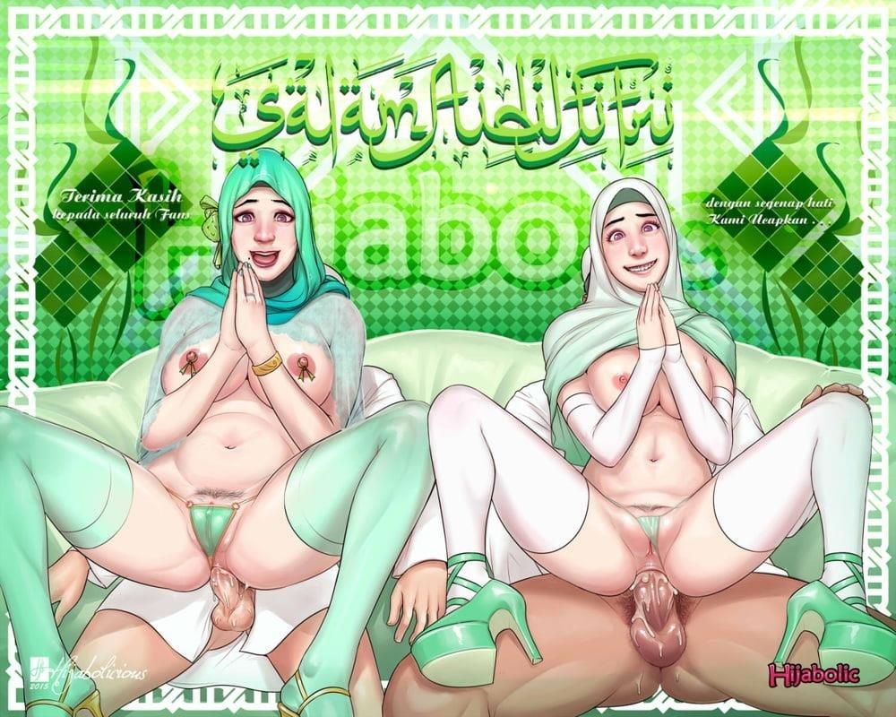 Free arab hijab porn-5307