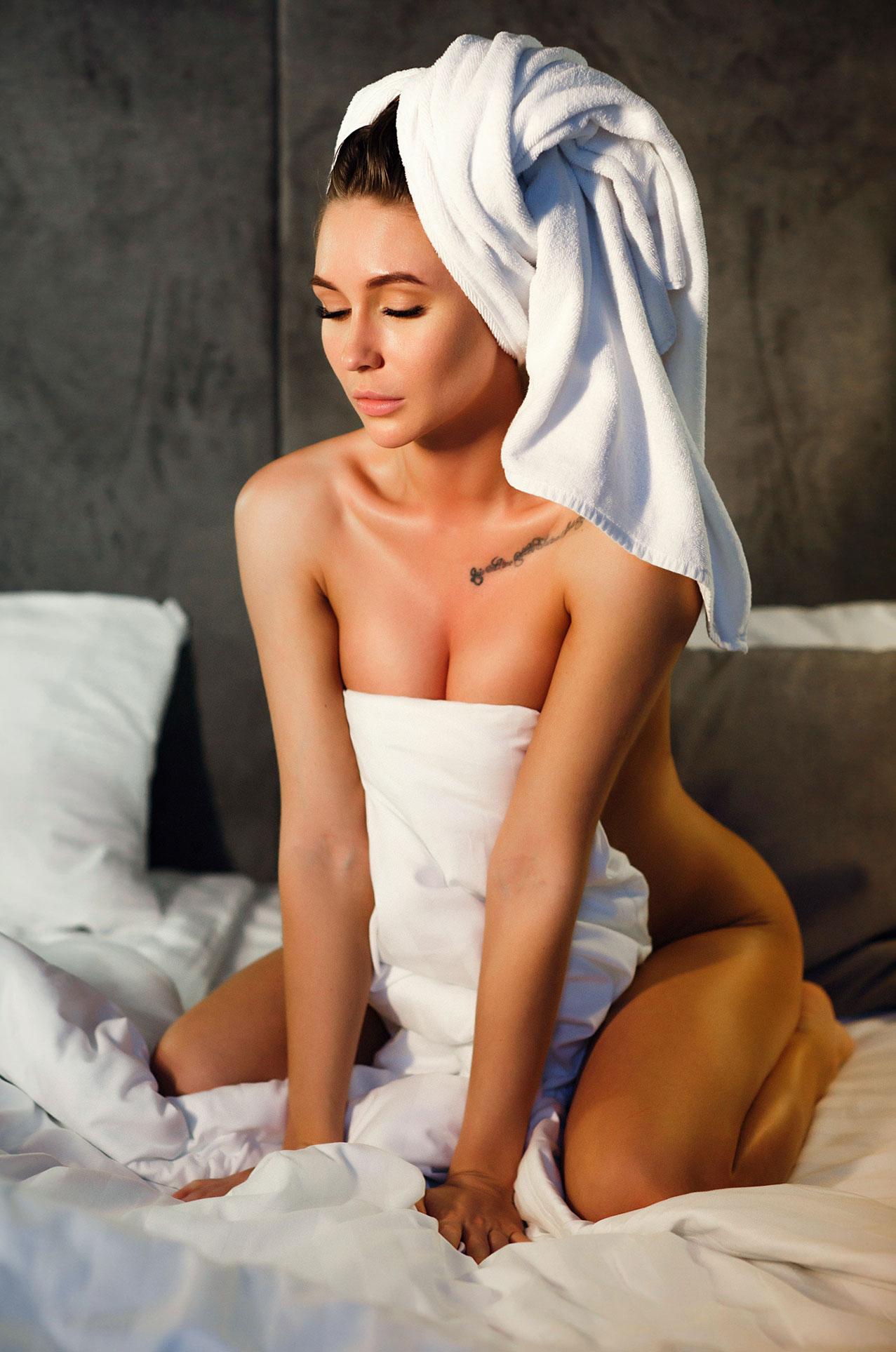 Ева Луничкина / Eva Lunichkina by Svetlana Nikonova