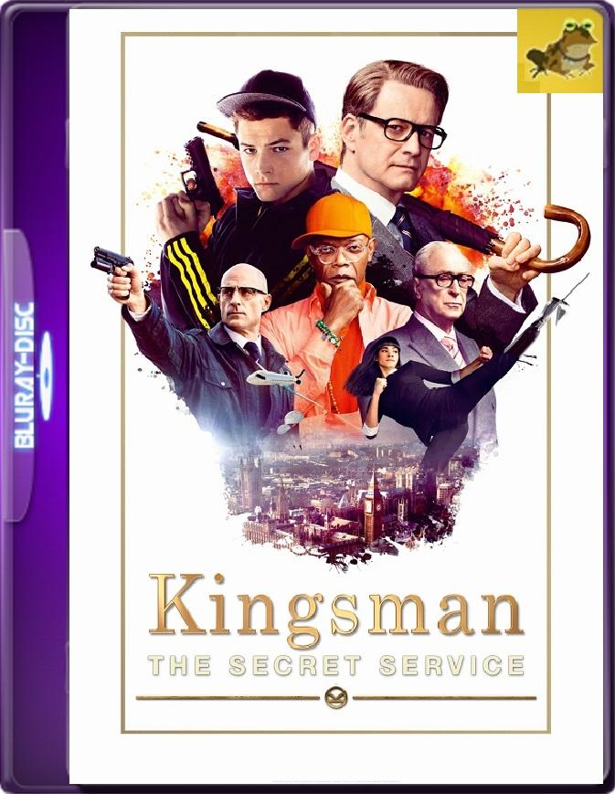 Kingsman: El Servicio Secreto (2014) Brrip 1080p (60 FPS) Latino / Inglés