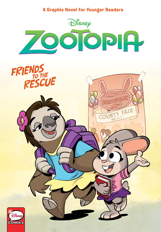 Zootopia - Friends to the Rescue (2018)