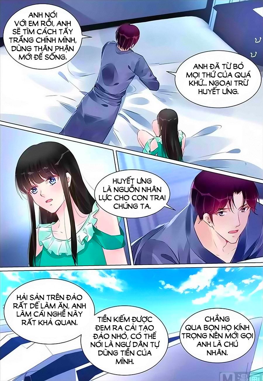 Bá Tình Ác Thiếu: Dạy Bảo Tiểu Đào Thê Chap 263 page 8
