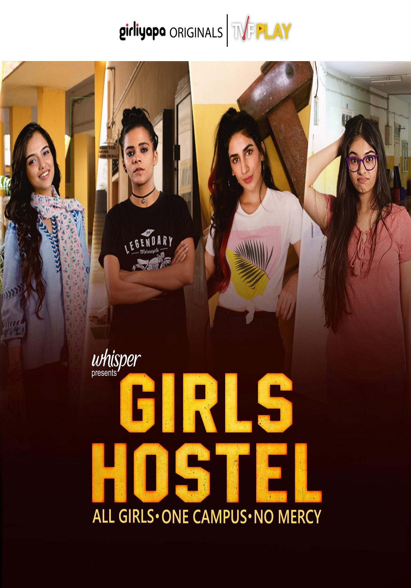 Girls Hostel 2018 S01 Complete TVF Originals Series 1080p WEB-DL Esub