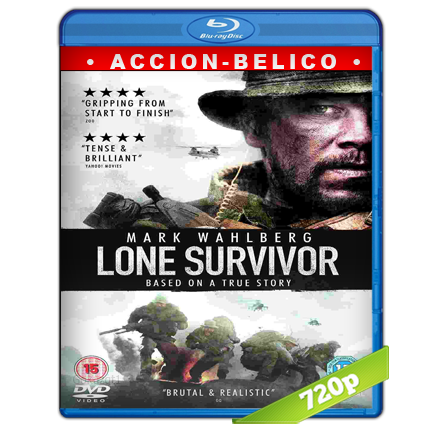 El Superviviente 720p Lat-Cast-Ing[Belico](2013)