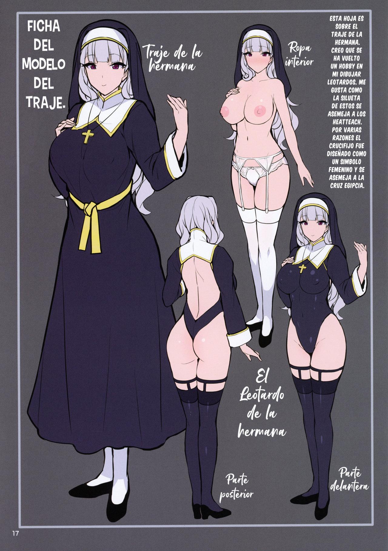 La Confesion de Pecados de la Hermana Takane - 17