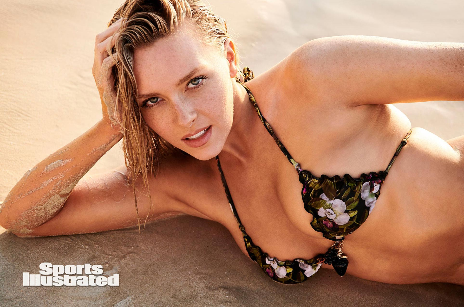 Камилла Костек в каталоге купальников Sports Illustrated Swimsuit 2020 / фото 17