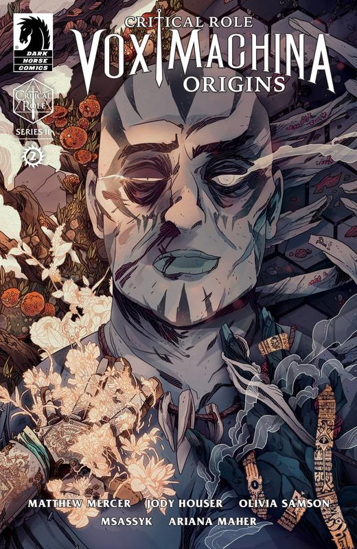 Critical Role Vox Machina Origins (Series II) #1-2 (2019)
