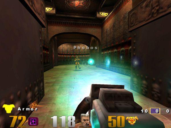 Quake III: Gold Captura 1