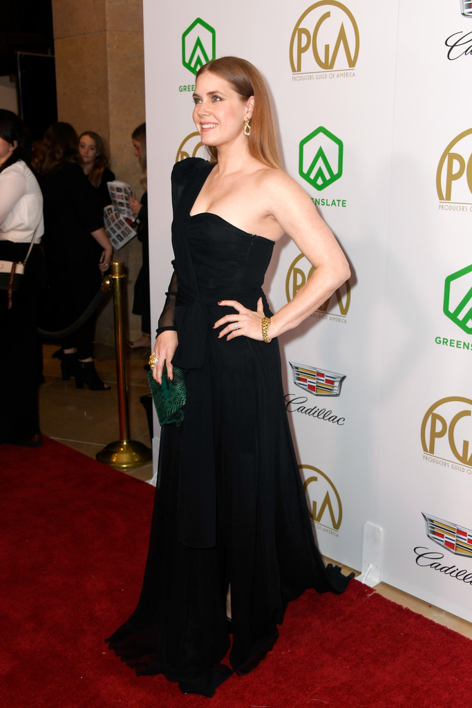 Amy Adams – 30th Annual Producers Guild Awards in Beverly Hills – 1/19/19