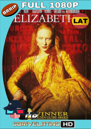 Elizabeth La Reina Virgen (1998) BRRip Full 1080p Audio Trial Latino-Castellano-Ingles MKV