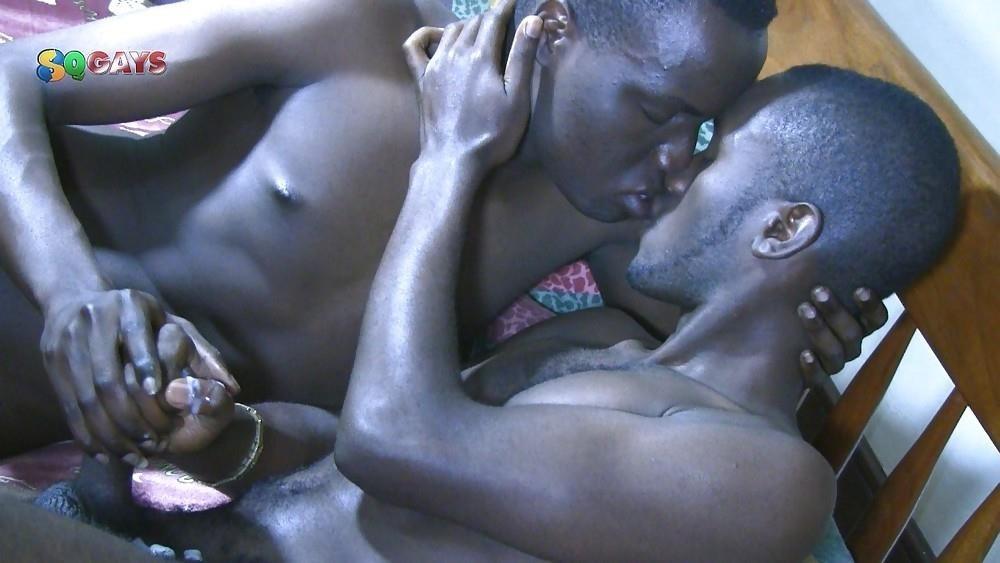 Black african anal sex-2897